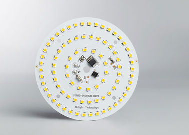 China AC LED Dimmer Module / LED Lighting Modules Round 2700k - 6500k factory