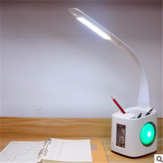 China LED Desk lamp calendar, temperature display, bedside lighting, study, reading for children factory