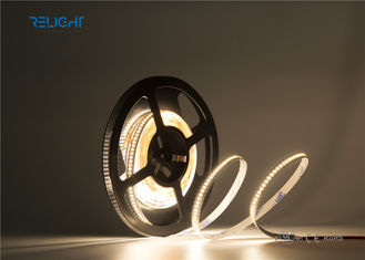 China Copper Material Waterproof LED Strip Lights CRI 80 2835 LED Strip Light DC 12 - 24V factory