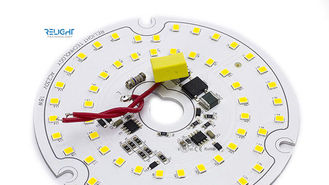 China SMD DC Round LED Module 2700K - 6500k 130lm/W CRI 95 for Downlight factory