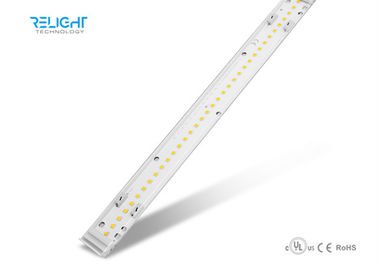 China DC 7W White light bar High efficiency SMD LED module 280*24mm CRI80 factory