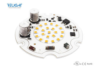 China High CRI Round LED Module Panel Ring Shape , AC 230V 16w Driverless boards factory