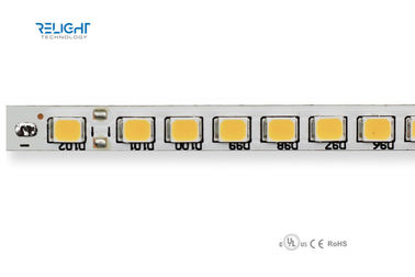 China White light bar High efficiency SMD LED module 170lm/W  CRI80  280*24mm*1mm factory