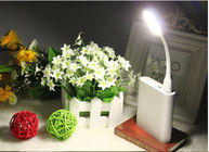 China Wireless Mini Usb LED Night Lamp , Small Led Desk Lamp Cold Or Warm Light factory