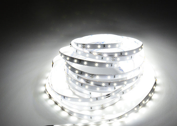 Double Color Cold White 5 Metre Led Strip Lighting 2 Chip In One SMD3527
