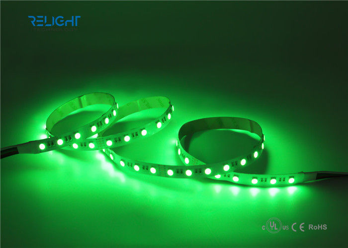 Festival Carnival Magic Color Waterproof LED Strip Lights RGB 36W Power supplier