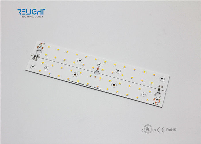 Cool White 40w Led Street Light Module With Heat Sinker For Parking Lot Lighting