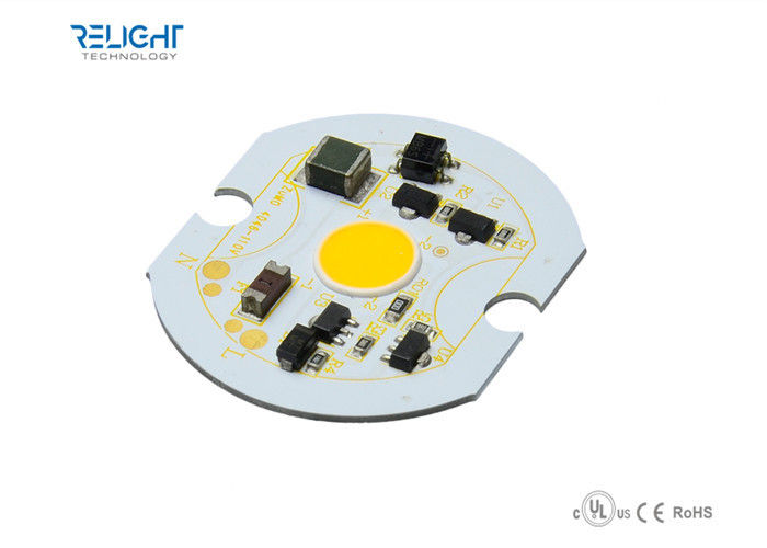 High CRI 220V Driverless DOB High Power LED Module 4046A with Triac dimmer for ceiling light
