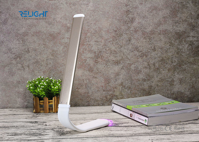 Eye Caring Table Dimmable LED Reading Lamp Full Color Changing Flexible Gooseneck supplier
