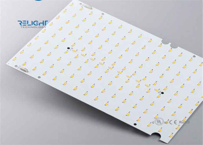 1.2mm Aluminum LED PCB Module Square PCBA 5630 LED for Ceiling