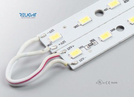 Dimmable 800LM 7 Watt LED PCB Module 3030 x 6pcs For Panel Light supplier