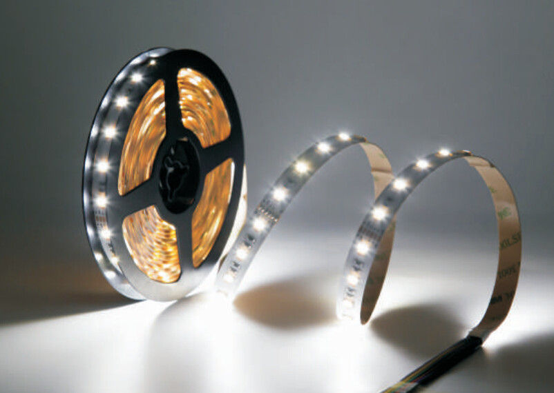 UL Listed Waterproof IP65 7.2W SMD 2216 88Lm/W 90CRI LED Flexible Strips Rope Light with Driver supplier