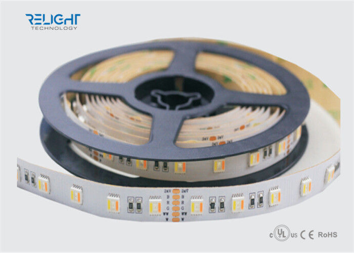 Flesh Lighting  Waterproof Flexible Led Strip Lights IP65 CRI90 60led Vaious CCT available supplier