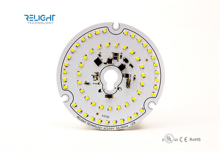 Customized  San'an Chip AC LED Module Lights , LED Mounted PCB, 2835 SMD  LED Module 1200lm