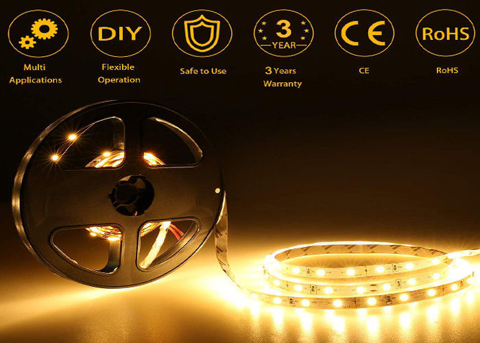 High Efficiency Changeable 60 Led M Cw Flexible 2835 Led