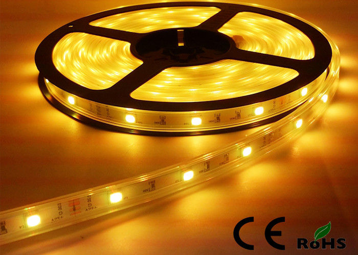 SMD 5050 flexible led strip IP65/IP67/IP68 rgb led strip 12v led strip lights waterproof supplier