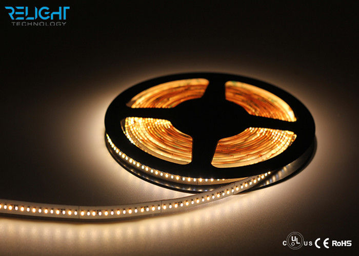 Relight hot selling soft SMD3528 led Aluminum Lamp Body Material light flexible led strip