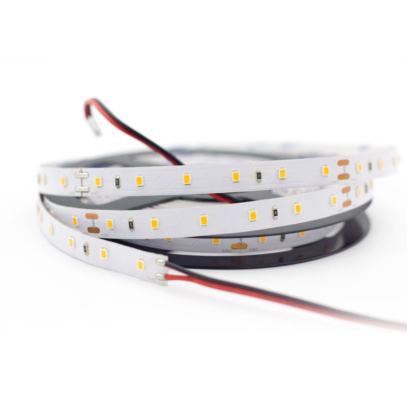 Linear Flexible IP20 RGB LED Strip Light Waterproof / Colored LED Strip Lights supplier