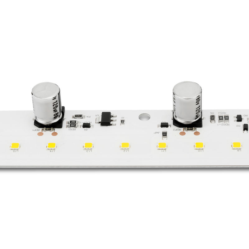 PCBA Linear AC LED Module 5630 SMD 24 pcs High CRI for Desk Lamps supplier