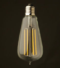 China Popular Decorative Led Bulb Dimmable Filament Energy Saving High Lumen Color Lights distributor