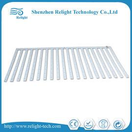 China Lumileds 3014 4000K 12V Linear LED Module Figure Board SMD 3528 / SMD 5050 distributor