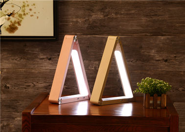 China Wireless Led Reading Lamp , Bedside Table Lamps With Color Changing Nightlight Base distributor