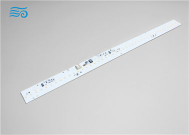 China linkable 280X30mm 9w recessed pendant inground trunking system led linear high bay led light distributor