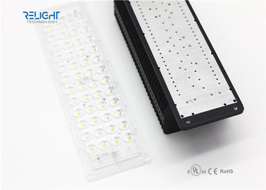 50 Watts EMC 3030  IP65 LED Tunnel Light /  Stree Lamp Module with  Aluminum Heatsink, Optical Lens