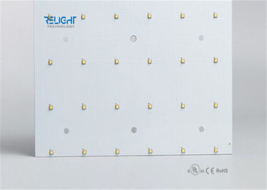 Square DC 3535 SMD LED Module COB High Voltage For Downlight