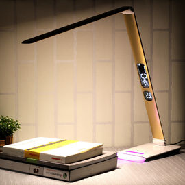 Adjustable desk lamps 12W high definition display 3000K - 5000K CCT dimmable 80ra