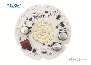 High voltage Round LED Module 10W dual CCT dim to warm module