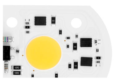 High CRI Round LED Module Panel Ring Shape , AC 230V 16w Driverless boards