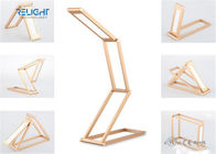 Alloy Foldable Desk Lamp with Dimmable USB Charging Outdoor Using Flickering - Free