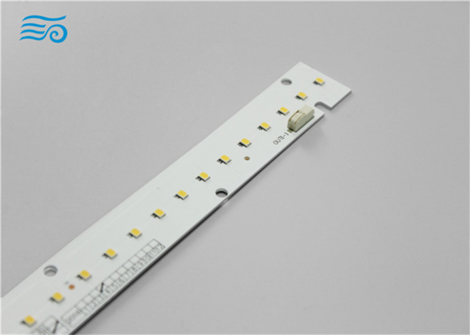 DC SMD2835 LED PCB Module , Linear led light engine module With Wire Cable