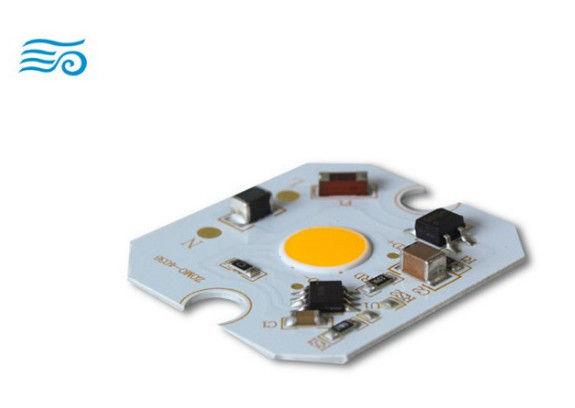 High Efficiency SMD2835 DOB Ac Led Module 5W For Spotlight Bulb Customized Specialised